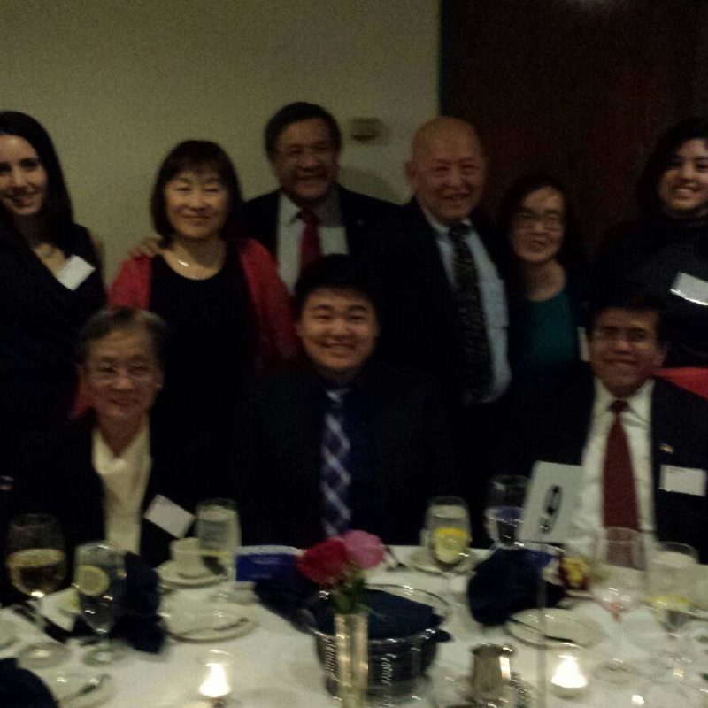 APABA Recognizes Ted Gong and Stan Lou at Educational Fund Benefit Dinner