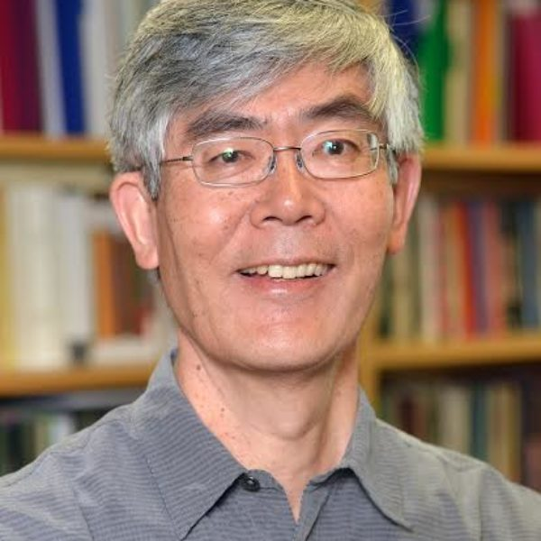 "Professor Hiroshi Motomura holding ""Immigration Outside of the Law"" Book Talk"