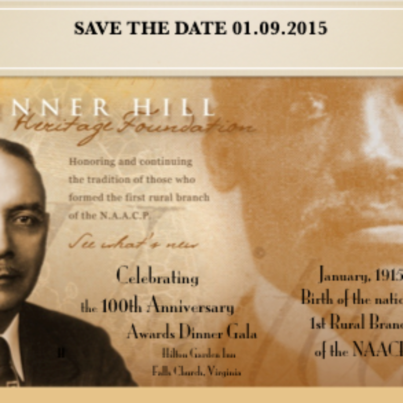 Tinner Hill Heritage Foundation Awards Dinner Gala
