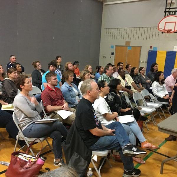 Arlington County Teachers Workshop