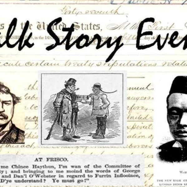 Talk Story Review: Wong Chin Foo & Chinese Exclusion Act