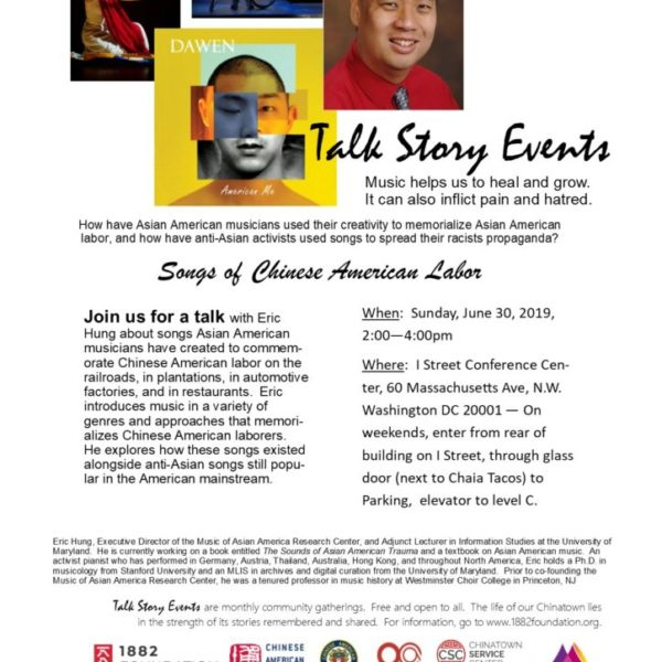 Talk Story Review: Music of Asian America
