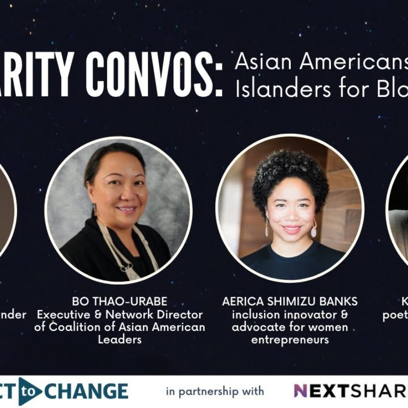 "1882 At: ""SOLIDARITY CONVOS: Asian Americans & Pacific Islanders for Black Lives"""