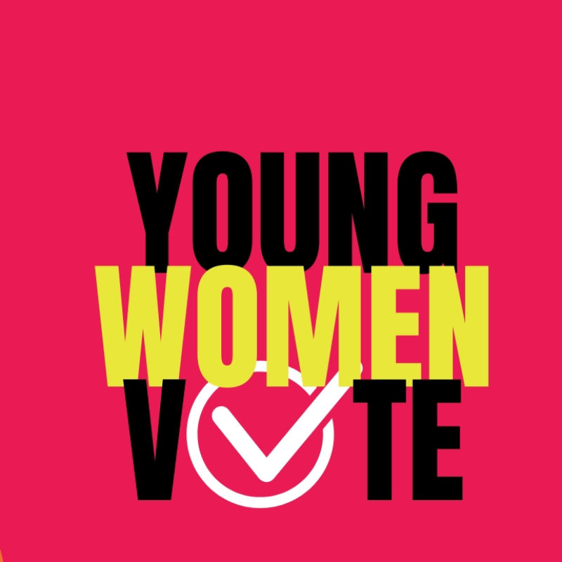 1882 At: IGNITE | Young Women Vote Virtual Summit