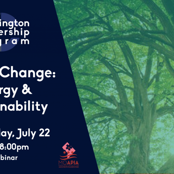 1882 At: CAPAL | 2020 Washington Leadership Program Session V: Be the Change: Energy & Sustainability