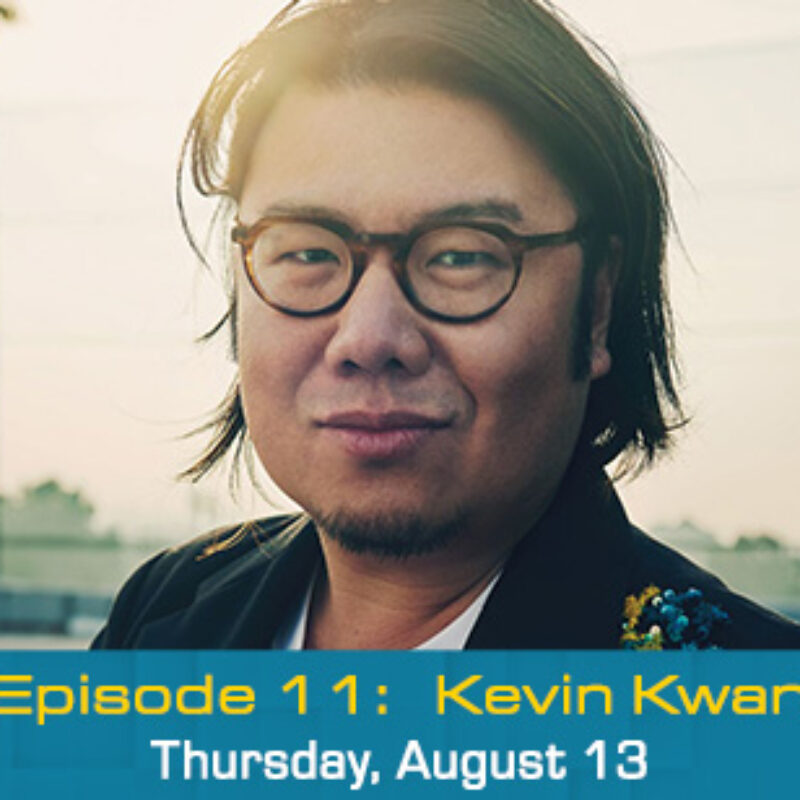 "1882 At: Pieces of China, ""Crazy Rich Asians"" Author Kevin Kwan"