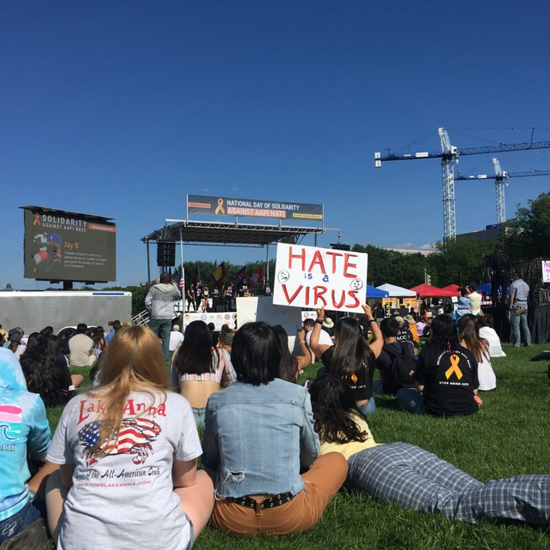 Opinion: Asian Pacific American Community Must Unite Against Racism, UMD Student Writes